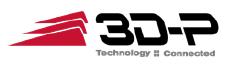 3D-P Logo